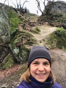 Siebengebirge mit Kindern, Homestory Heike