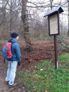 Wandern Römerkanal-Wanderweg Homestory Milan