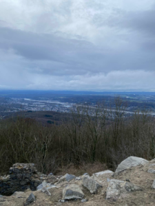 Ausblick Wandern Siebengebirge Homestory Sportpoint Meckenheim Lena